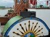 013 – Kingswear Castle paddle steamer