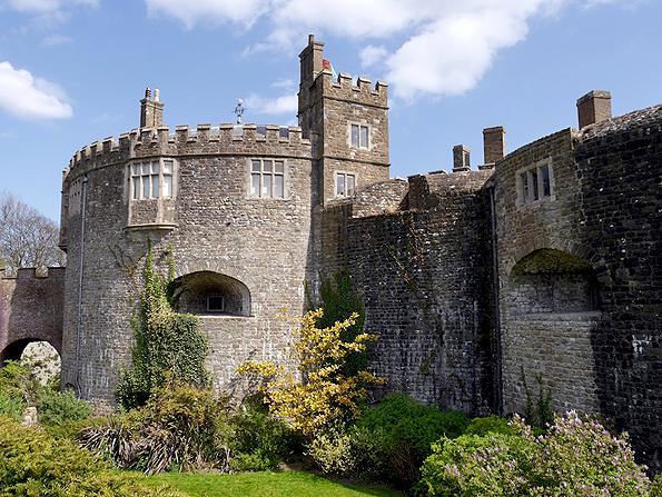 Walker Castle, Kent