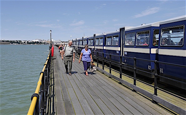 Southend Pier, Essex