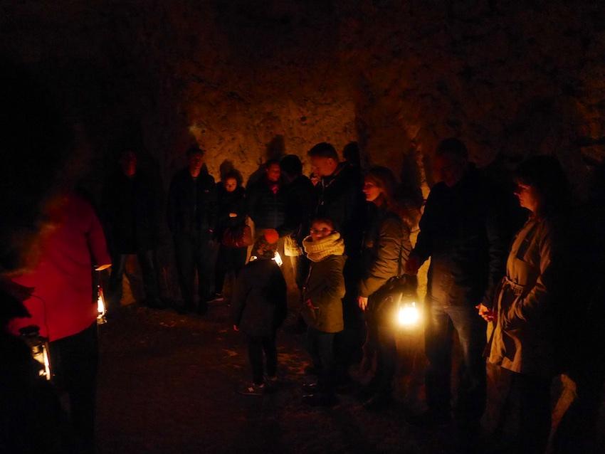 Chislehurst Caves Kent