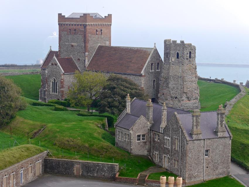 Dover Castle, Kent