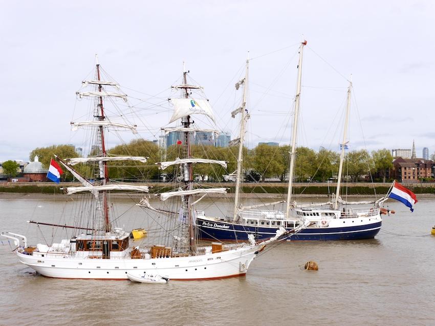 Greenwhich Tall Ships, London