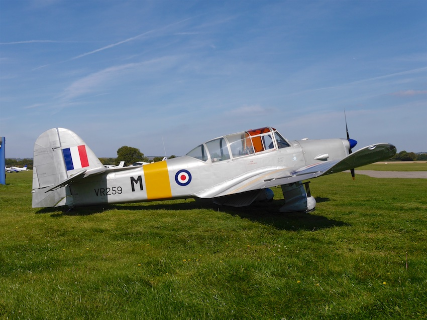 Headcorn Aerodrome, Kent