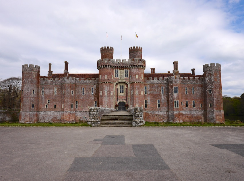 Herstmonceux Castle, East Sussex