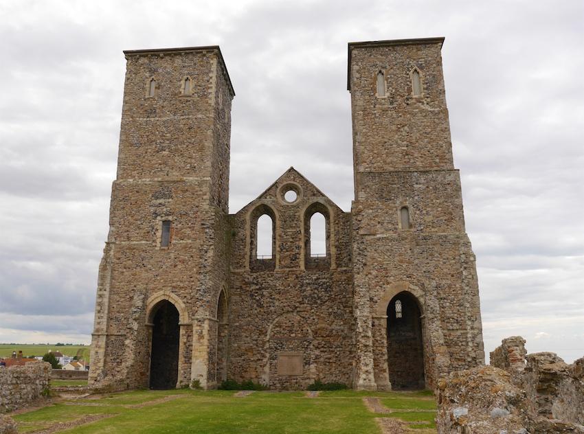 Reculver Church, Kent