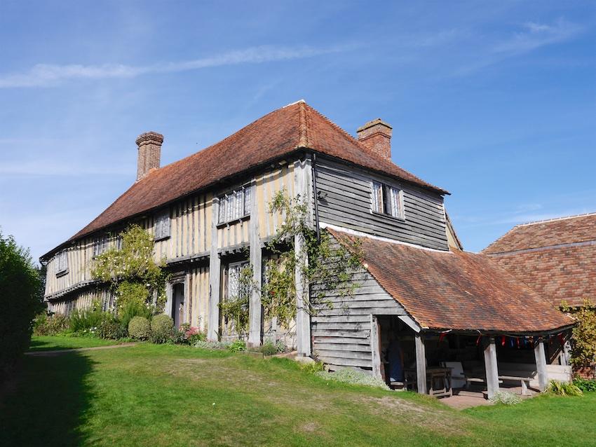 Smallhythe Place, Kent