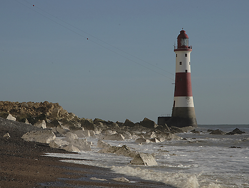 Eastbourne lighthouse