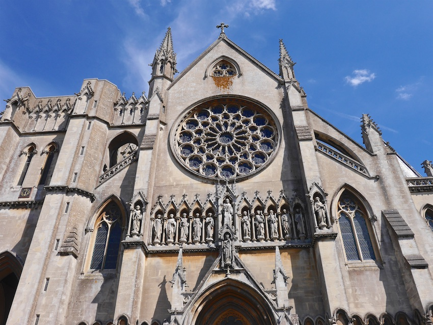 Arundel Cathedral, West Sussex