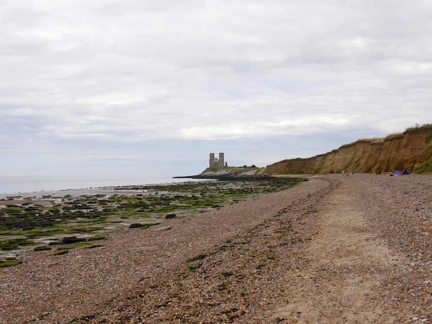 Reculver Church, Kent