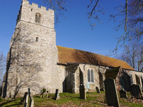 St Dunstan's Ch, Snargate, Kent