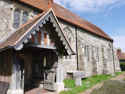 St Georges Church, Brede, East Sussex