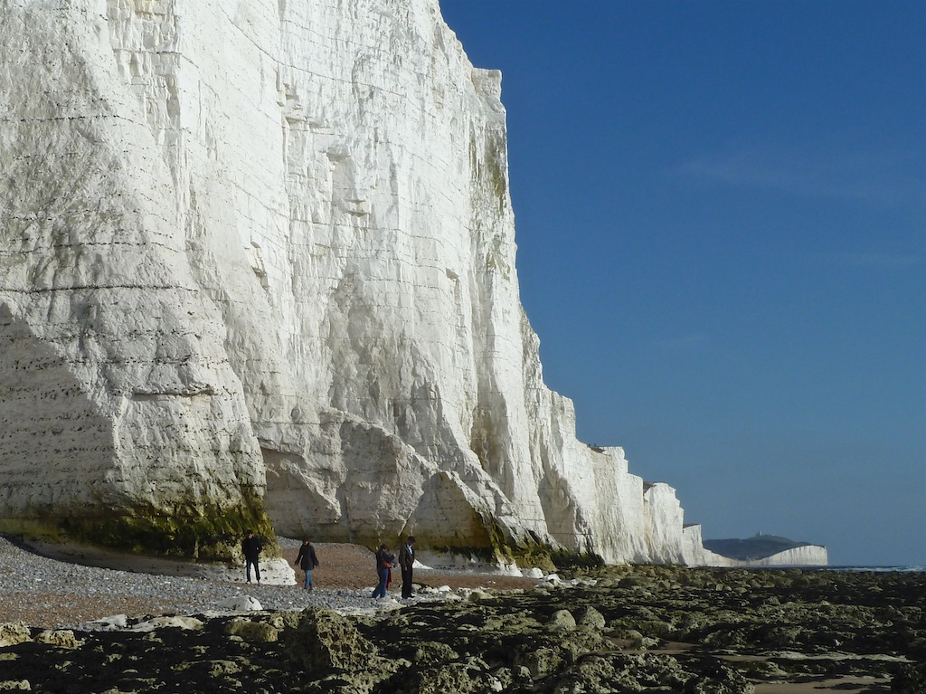kent and sussex shoreline walks