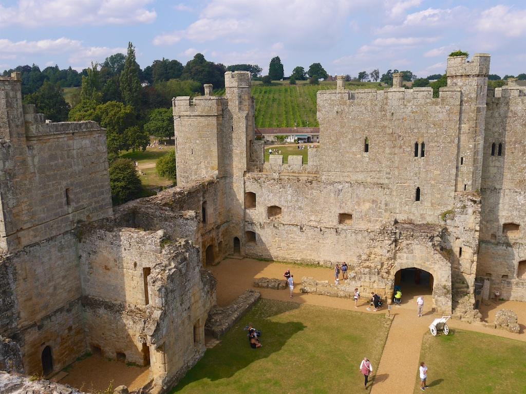 Bodiam Castle Sussex
