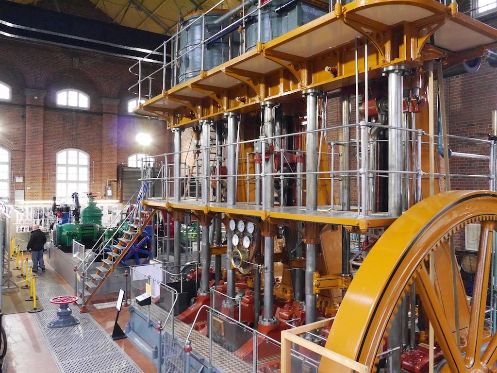 brede steam engines