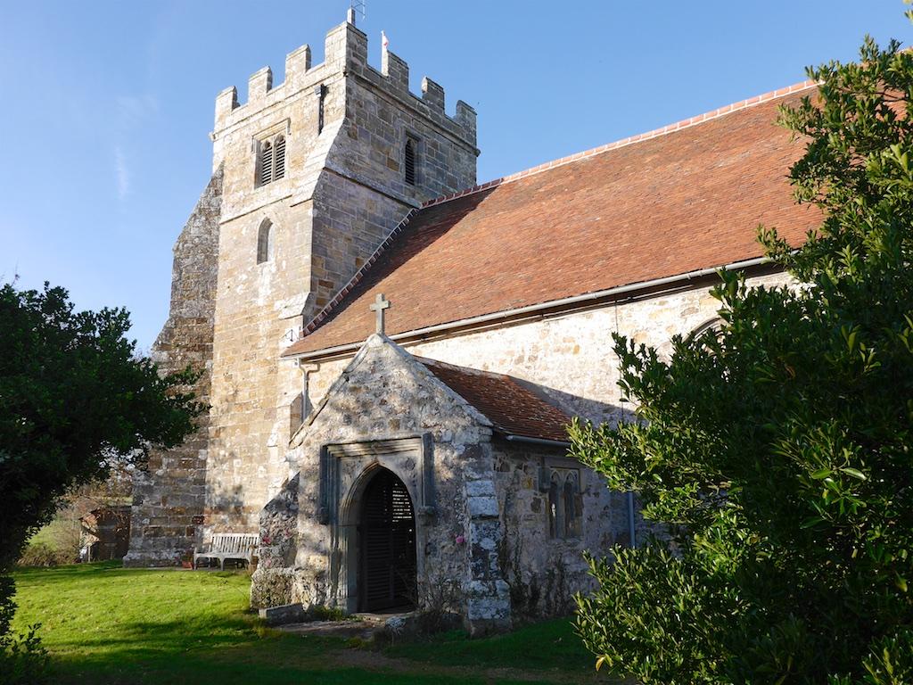 hooe church