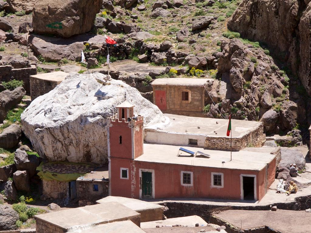 Jebel Toubkal Morocco