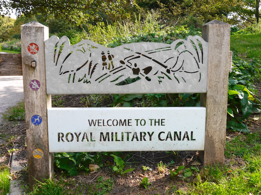 Royal Military Canal walk