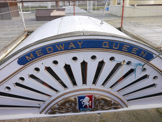 Medway Queen Paddle Steamer 2