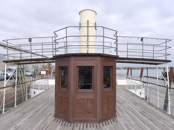 Medway Queen Paddle Steamer 4