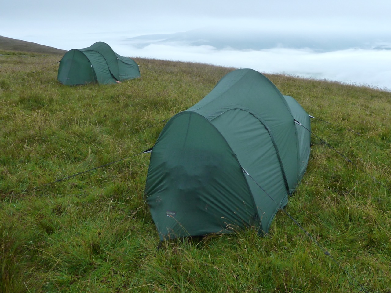 Lake District Wild Camp