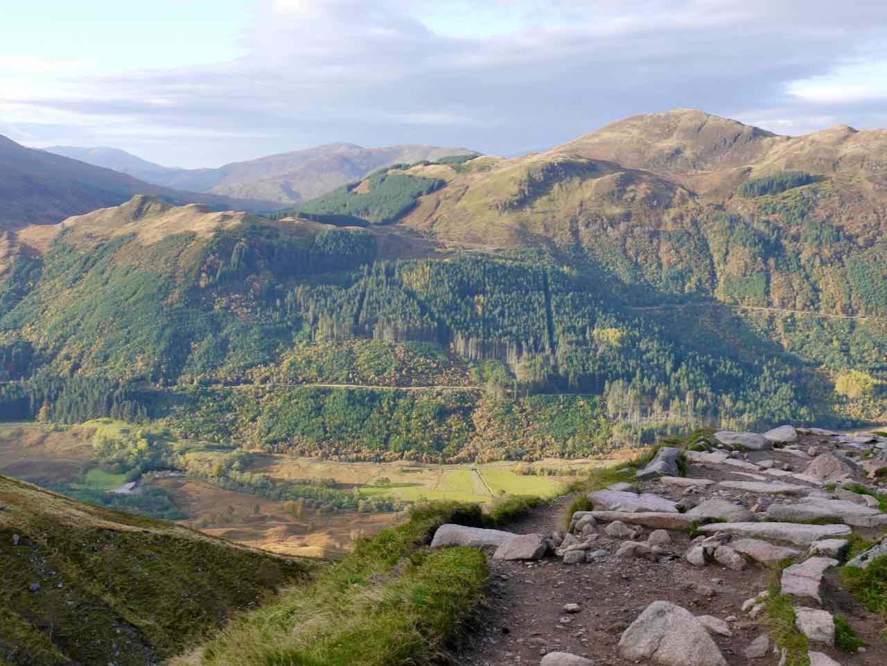 Scotland and Skye