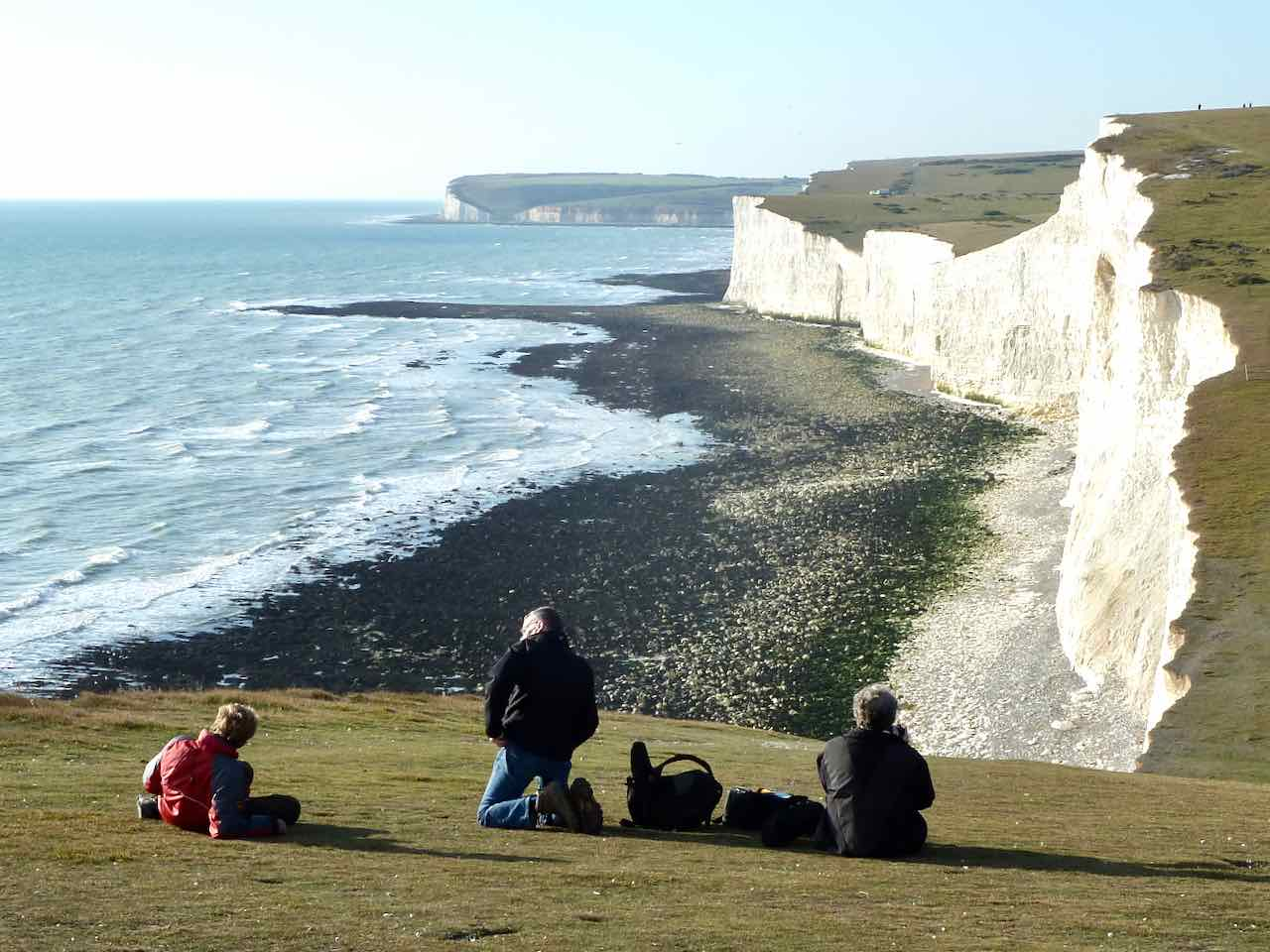 Seven Sisters Cliffs East Sussex