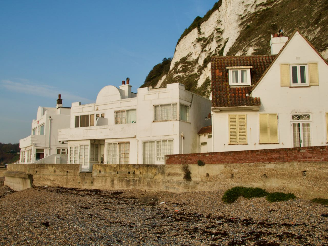 House at St Margaret's at Cliffe rented by Ian Flemming