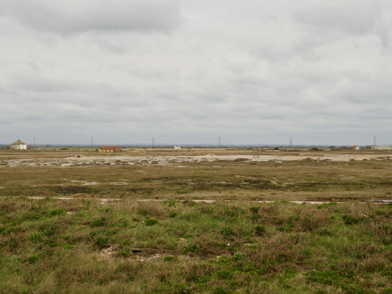 Jurys Gap, Lydd Ranges, Kent
