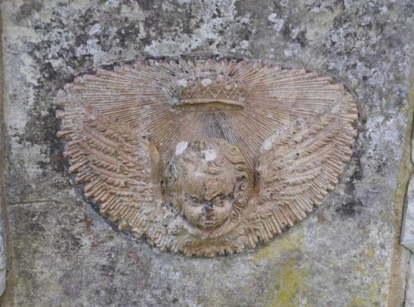 Harmer terracotta plaque